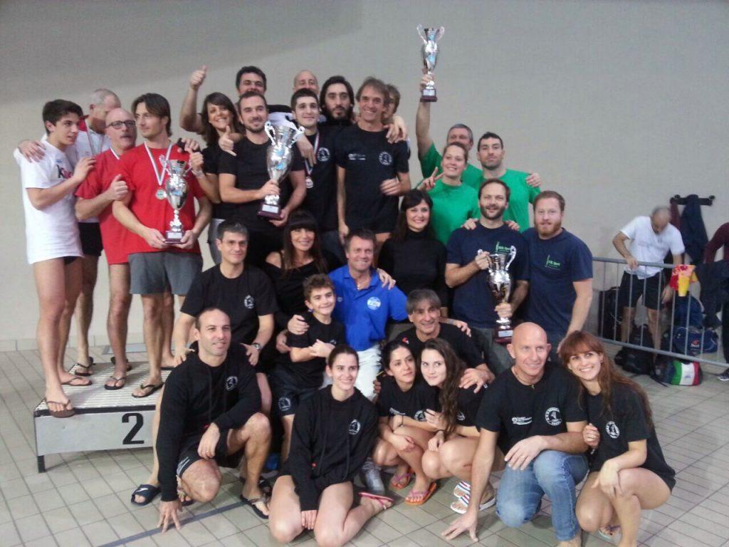 Campionati Italiani Master invernali: Trieste - la giornata conclusiva.