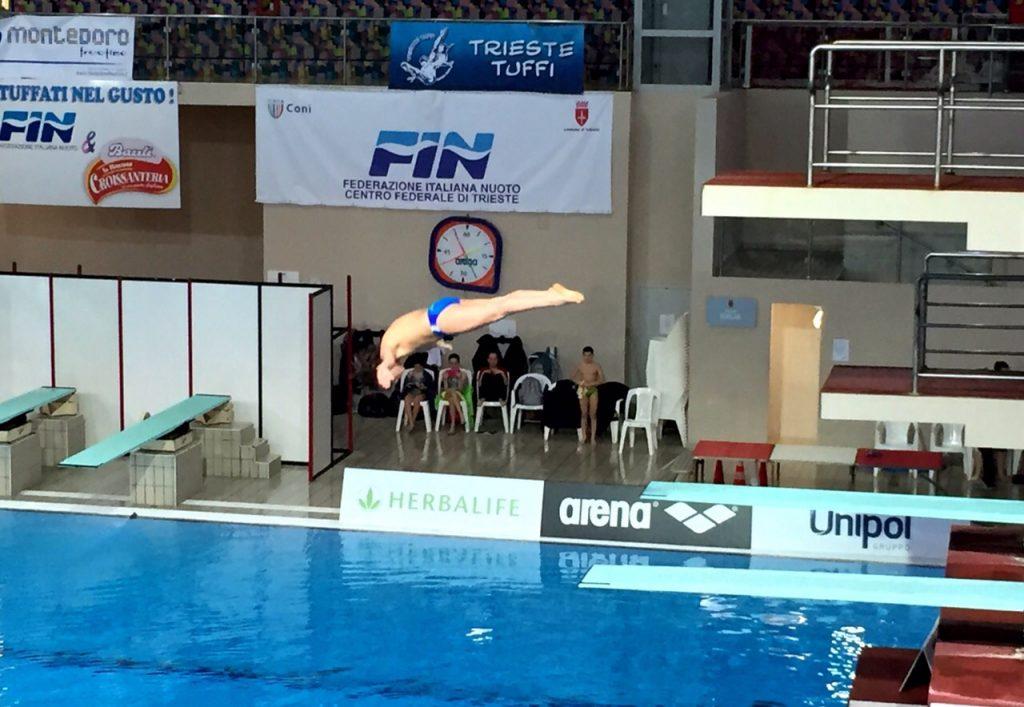 Trofeo Giovanissimi C2 e C1: Trieste - Tutti i risultati della 3 giorni.