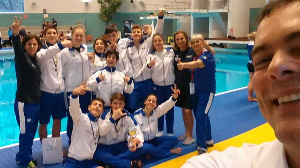 7 Nazioni Giovanile: Stoccolma - Ancora due medaglie, l'Italia è di bronzo.
