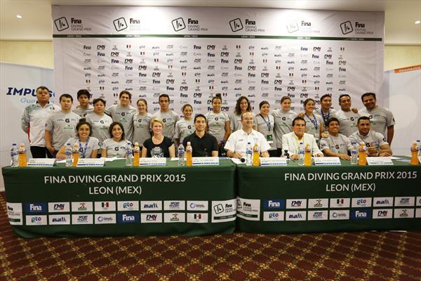 FINA Diving Grand Prix: Leon - Bertocchi giornata no, sorride Verzotto.