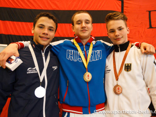 International Youth Diving Meet: Dresda - Catalano e Granelli quinte, niente finale per Cristofori.