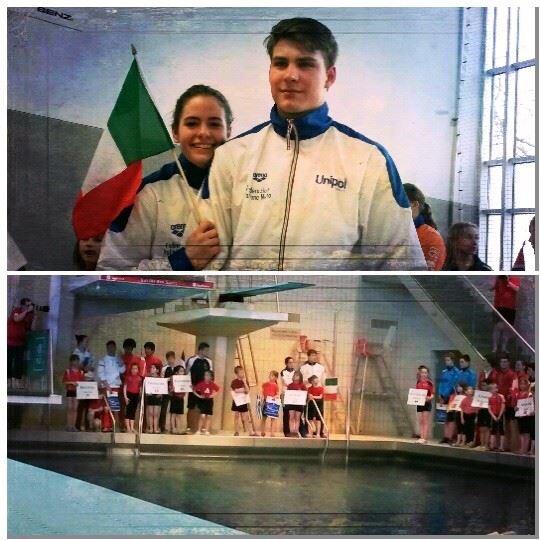 International Youth Diving Meet: Dresda -un buon 5° posto per Cristofori