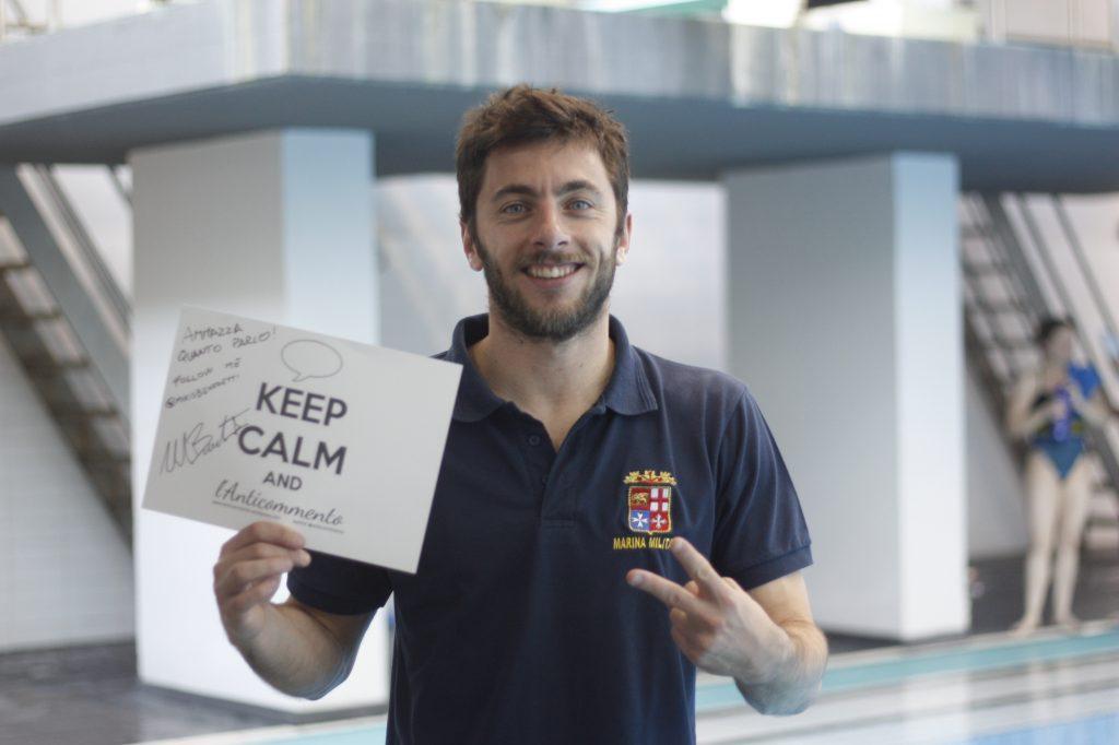 Keep Calm and l'Anticommento: Michele Benedetti edition