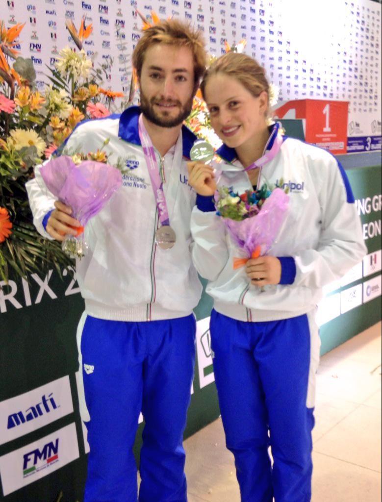 FINA Diving Grand Prix: Leon - Batki-Verzotto, arriva l'argento!
