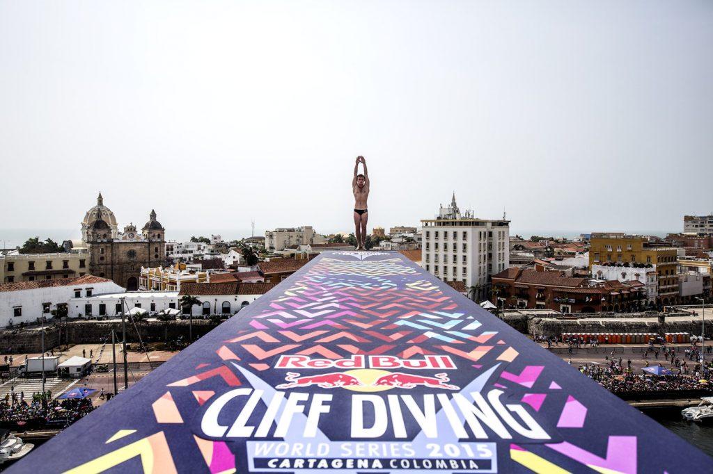 RedBull World Series 2015: Cartagena - è sempre tempo di Hunt!