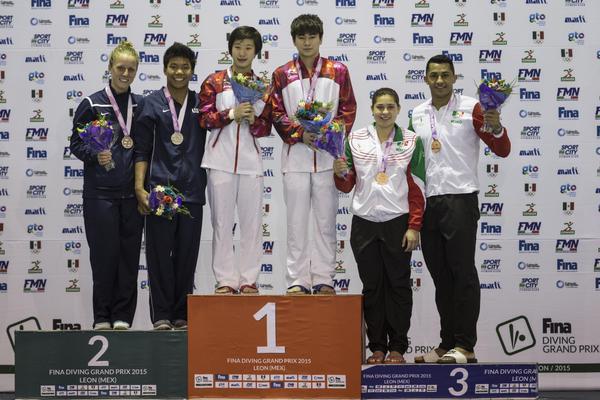 FINA Diving Grand Prix: Leon – Verzotto si ferma in semifinale