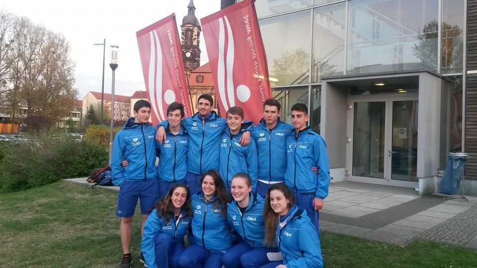 International Youth Diving Meet: Dresda - i risultati della terza giornata.