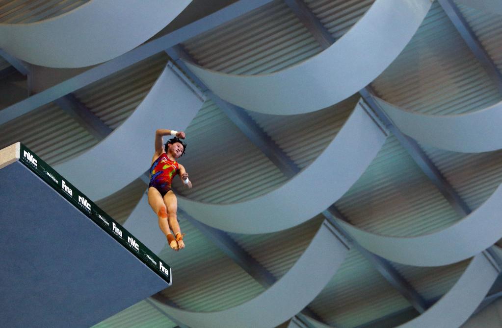Fina Diving World Series 2015: Windsor – tutto facile per i cinesi