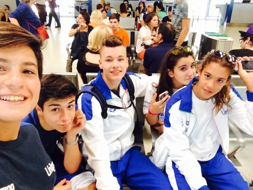 Campionati Europei giovanili: Mosca - i risultati della seconda giornata.