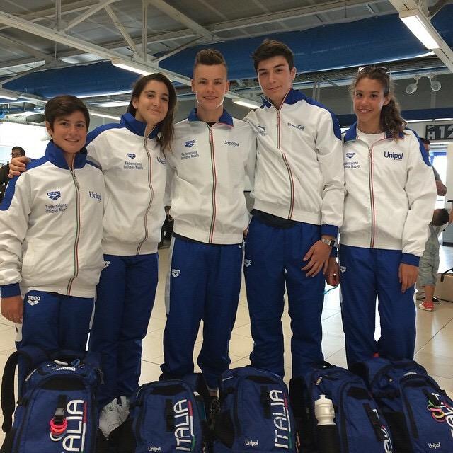 Campionati Europei Giovanili categoria B: Mosca - convocati e programma gare.