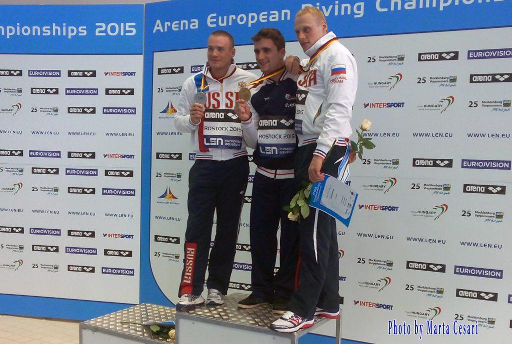 Campionati Europei indoor: Rostock - è di nuovo Rosset!