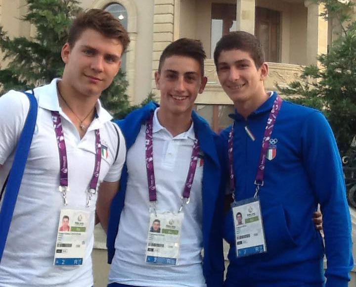 European Games: Baku - bene Cosoli e Cristofori, passano in finale.