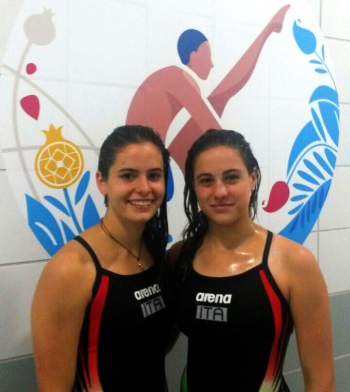 European Games: Baku - sesto posto per la coppia Catalano-Granelli.