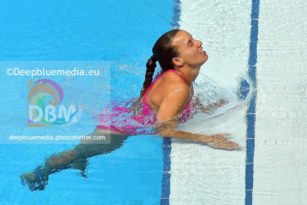 Campionati Mondiali 2015: Kazan - qualificazione agevole per Tania e Francesca.