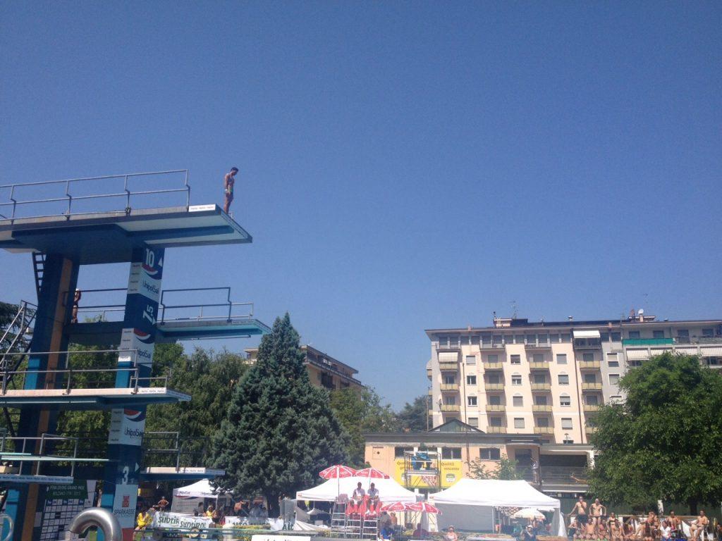 Fina Diving Grand Prix: Bolzano – la fotogallery!