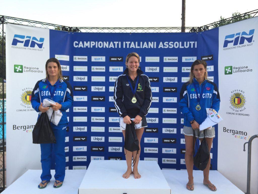 Campionati Italiani Assoluti: Bergamo - Chiarabini bis, torna la Marconi!