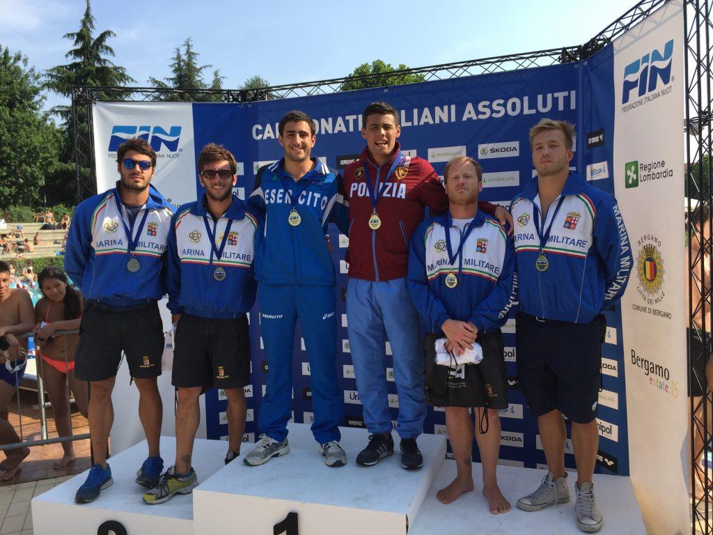 Campionati Italiani Assoluti: Bergamo – un gran finale!!