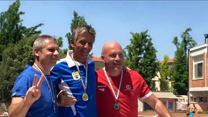 Campionati Italiani Master: Colle Val d'Elsa - i podi della prima giornata.