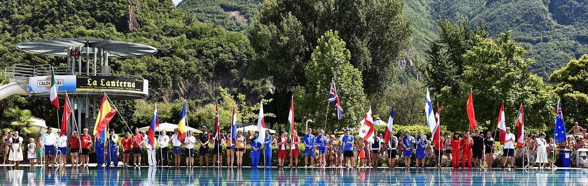 20 Fina Diving Grand Prix