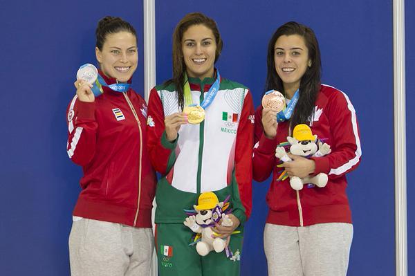 PanAmerican Games 2015: Toronto – trionfo Messico con Pacheco e Espinosa