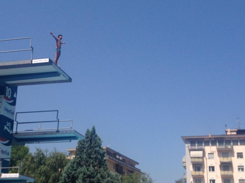 FINA Diving Grand Prix: Bolzano – Due azzurre in finale, Dell'Uomo out