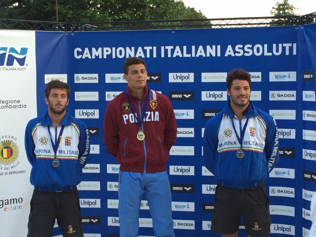 Campionati Italiani Assoluti: Bergamo – tutte le finali della prima giornata!