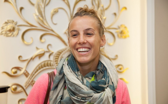 NewSplash: Tania nella Commissione Atleti del Comitato Olimpico Europeo