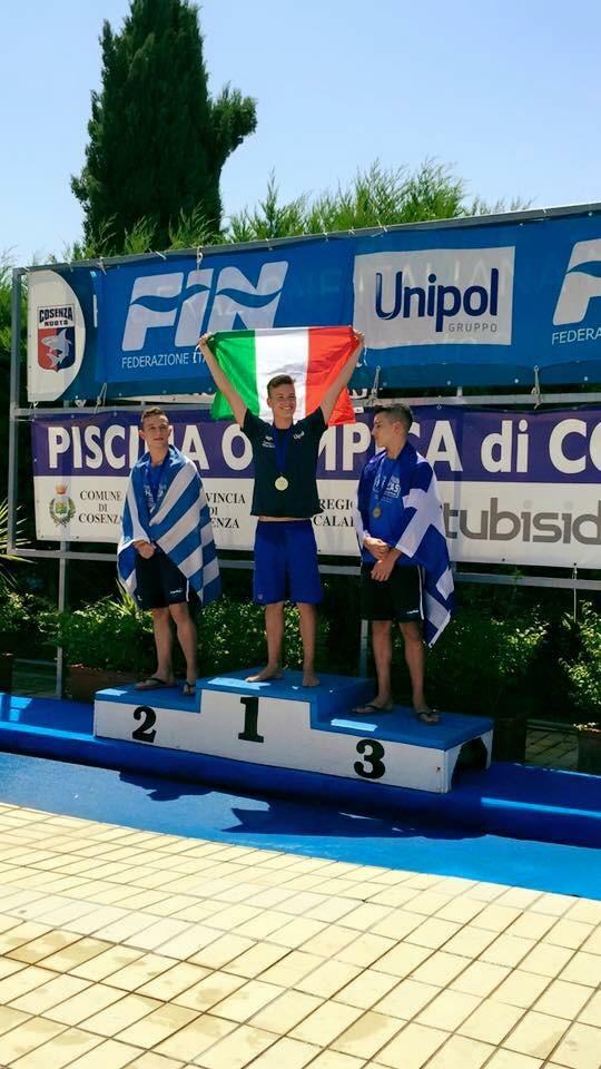 Mediterranean Cup: Cosenza - Ancora successi per gli azzurrini!