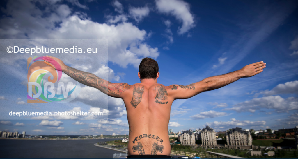 Campionati Mondiali 2015: Kazan - Hunt, l'alieno!