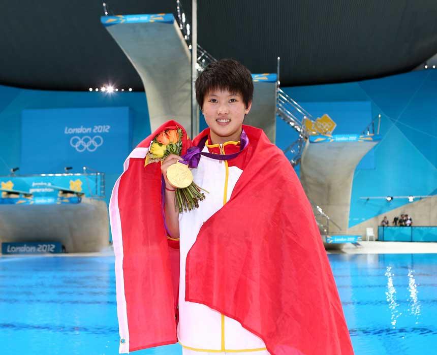 NewsSplash: Chen Ruolin - la possibilità di essere leggenda.