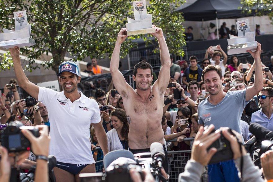 RedBull World Series 2015: Bilbao - ultima tappa, LoBue elimina Hunt e batte tutti