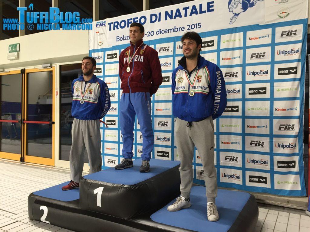 Trofeo di Natale: 2º giornata, pomeriggio – vittorie per Tramentozzi, Porco, Batki e Chiarabini