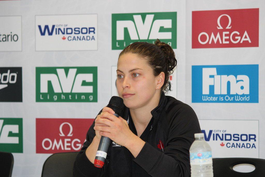 NewSplash: Roseline Filion, Olimpiadi a rischio.