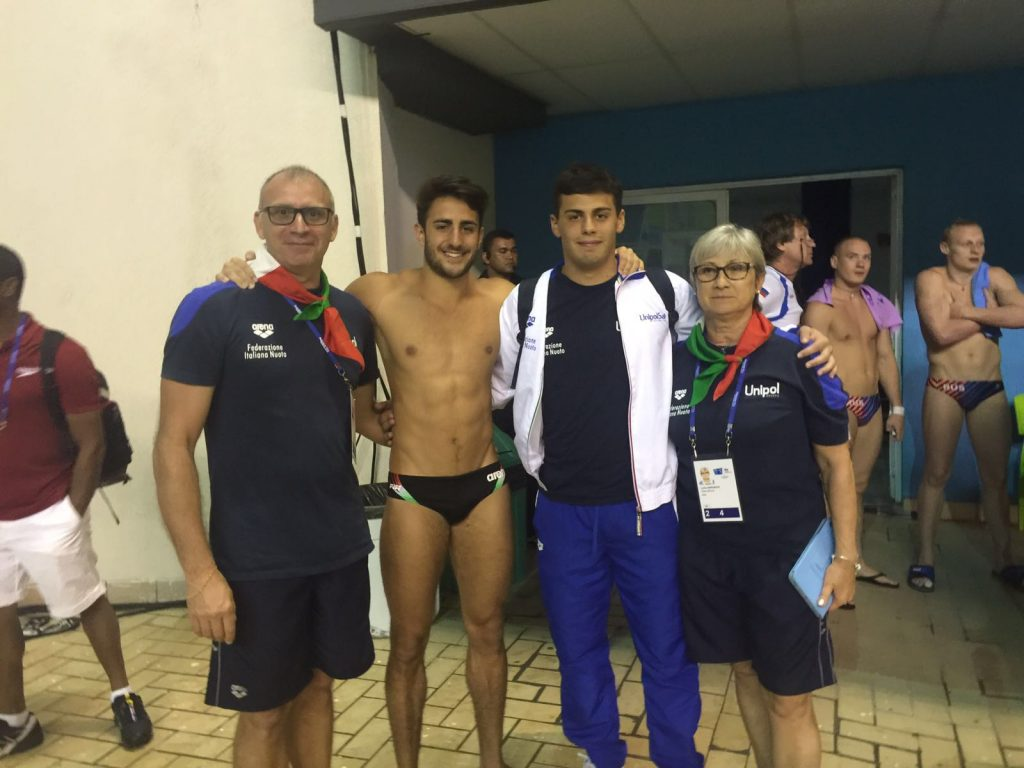 Coppa del Mondo: Rio - Tocci e Chiarabini finale da urlo: 5° posto e pass Olimpico!