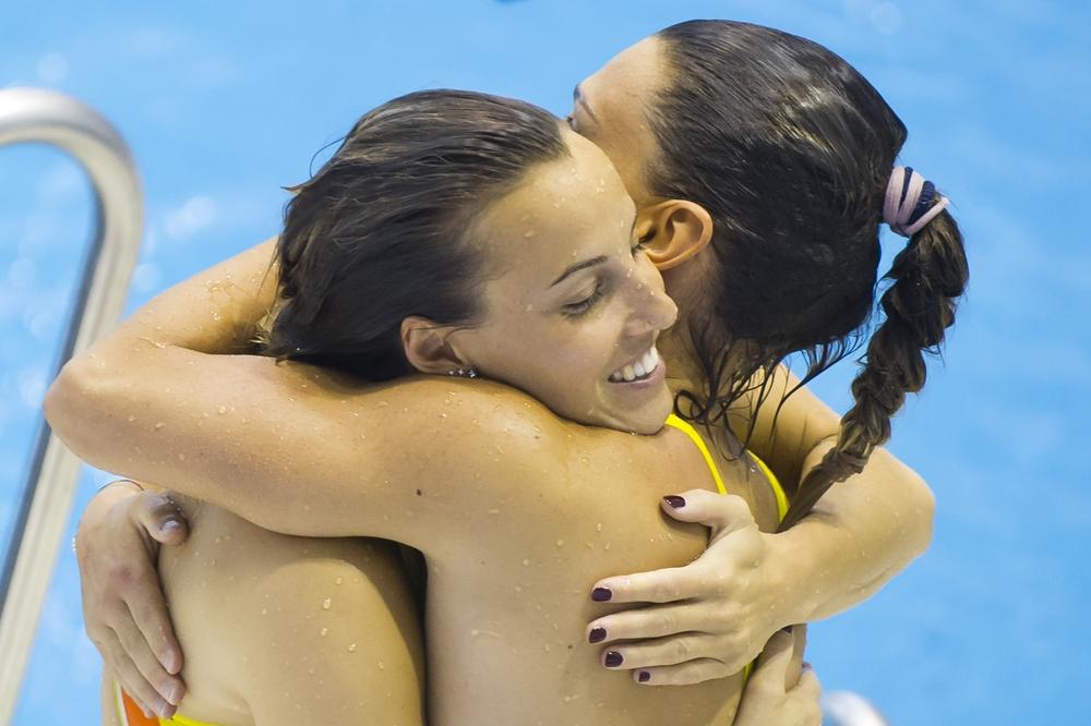 Coppa del Mondo: Rio - Tania e Francesca, arriva il pass olimpico!