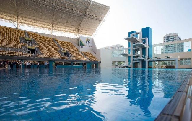 Tuffi piscina Rio 2016