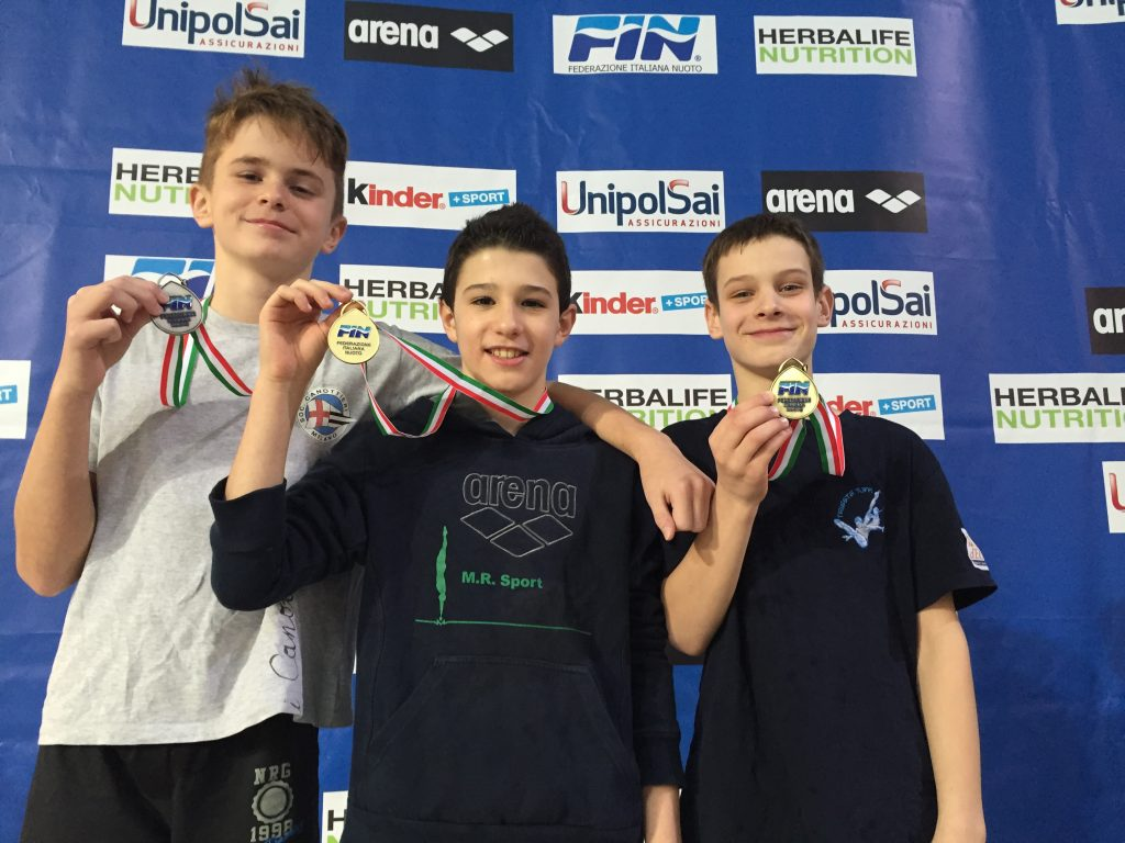 Prima prova Trofeo giovanissimi: Trieste - il 2º giorno di gare.
