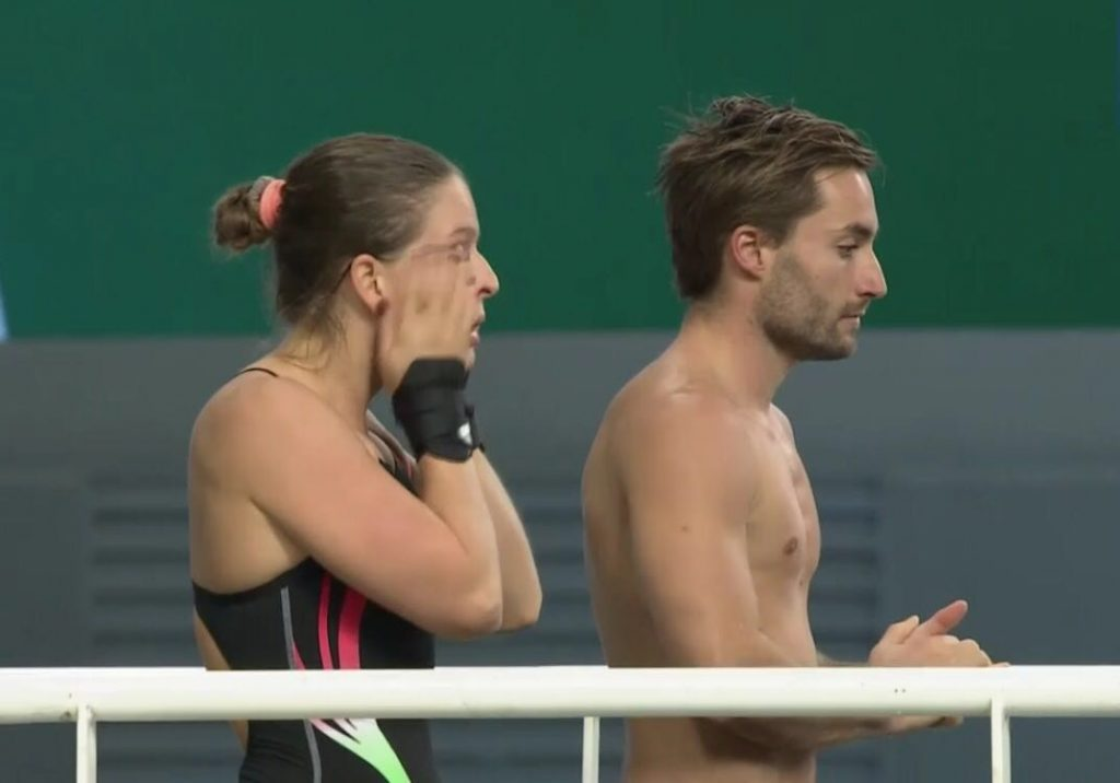 FINA Diving World Series: Pechino - niente da fare per il sincro misto