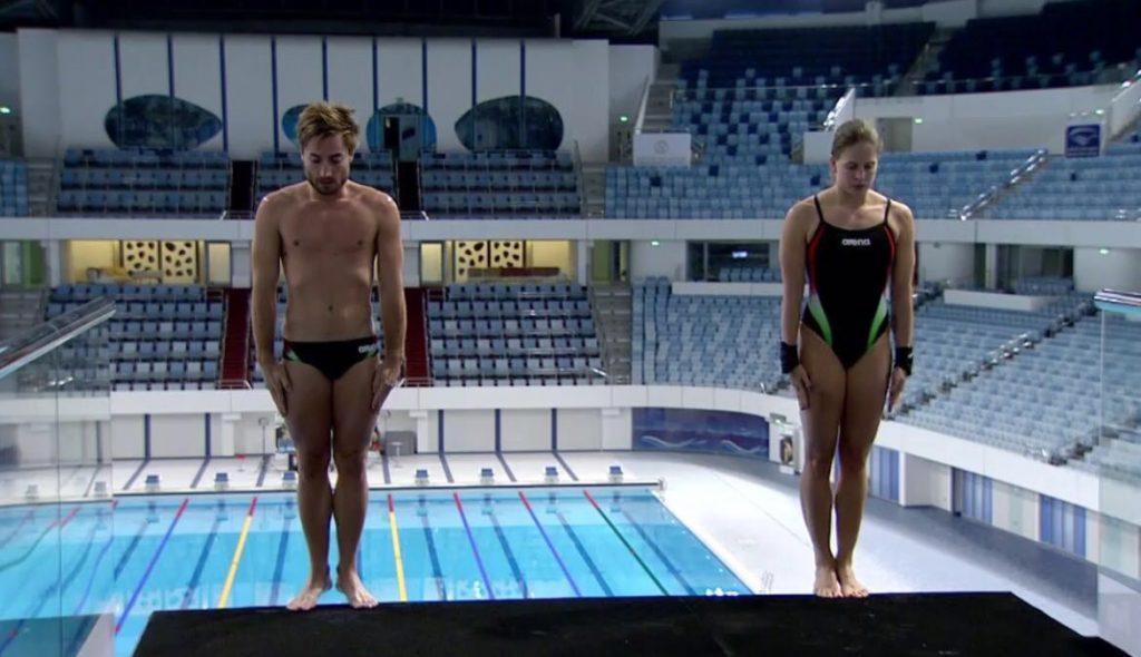 Fina Diving World Series: Dubai - Batki e Verzotto quinti nel sincro misto