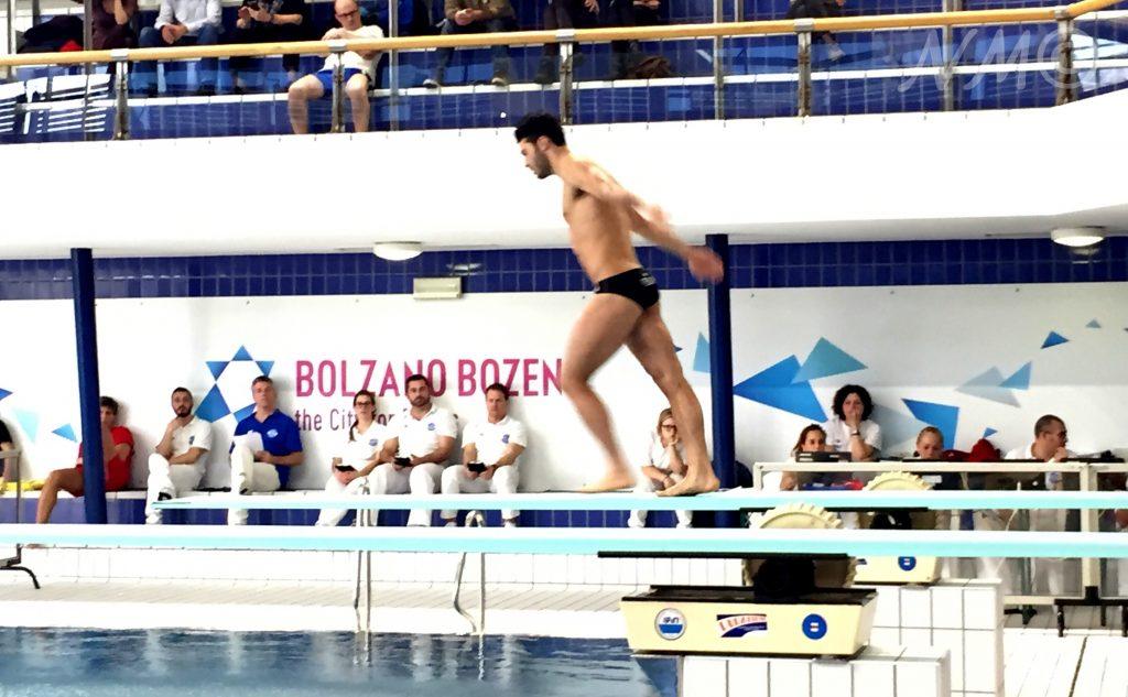 Coppa Tokyo: Bolzano - iniziano le selezioni olimpiche!