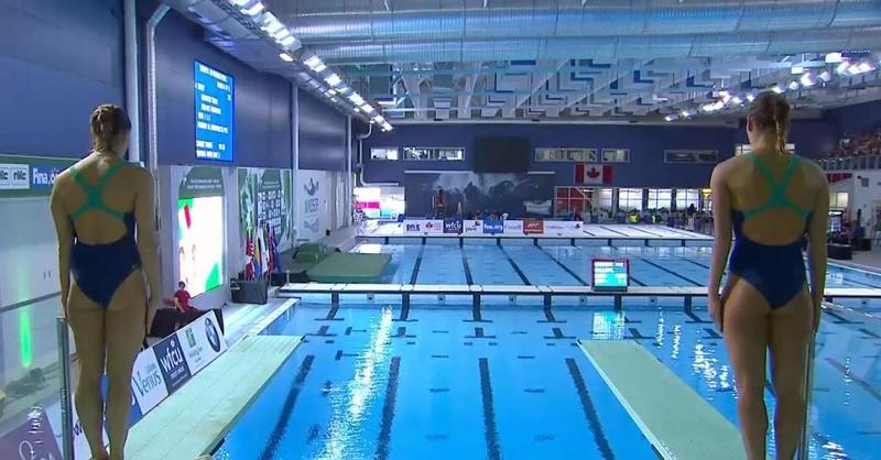 Fina Diving World Series: Windsor – Tania e Francesca ancora d'argento!