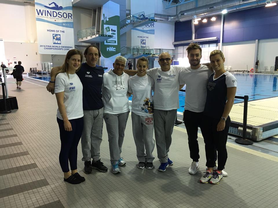 Fina Diving World Series: Windsor - Cambio di programma!