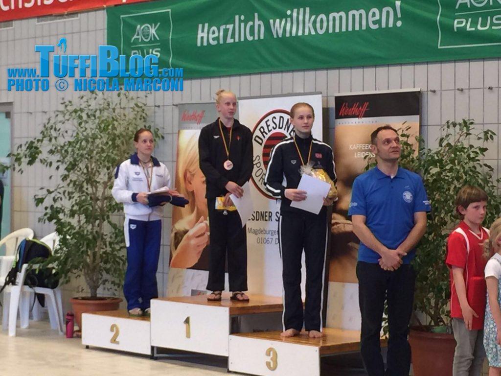 Meeting Giovanile: Dresda - due medaglie per gli azzurrini!