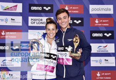Campionati Europei: Londra - Cagnotto e Daley, i migliori!