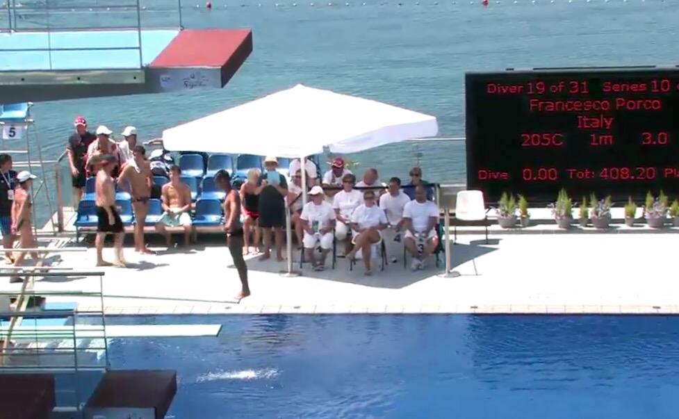 Europei Giovanili: Rijeka - Porco, Cosoli e Tramentozzi tutti in finale.