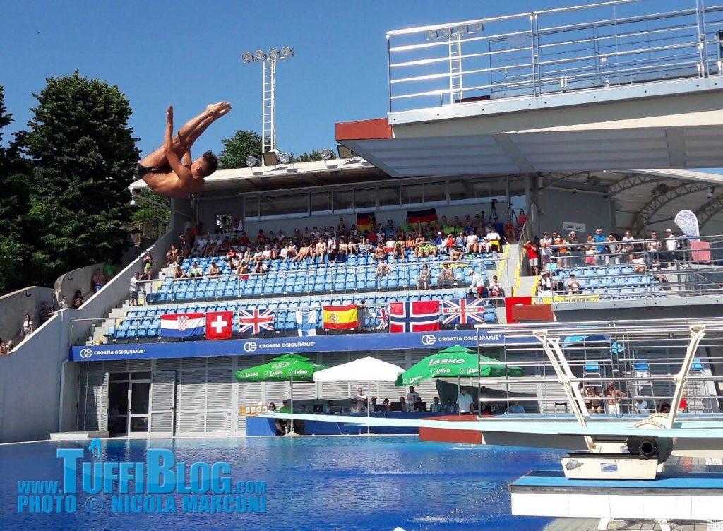 Europei Giovanili: Rijeka – Porco, oro pesantissimo! Wassen regina della piattaforma