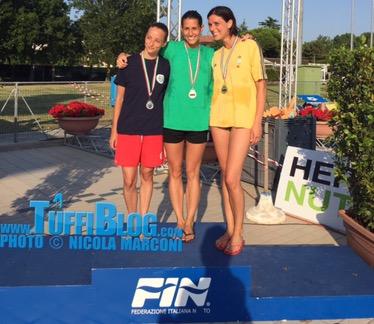Campionati Italiani Master estivi: Riccione - la 2ª giornata.