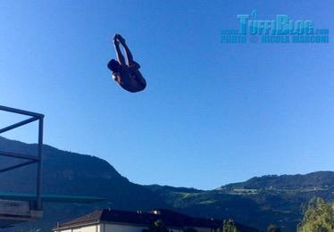 Fina GP: Bolzano - il vento frena Benedetti.