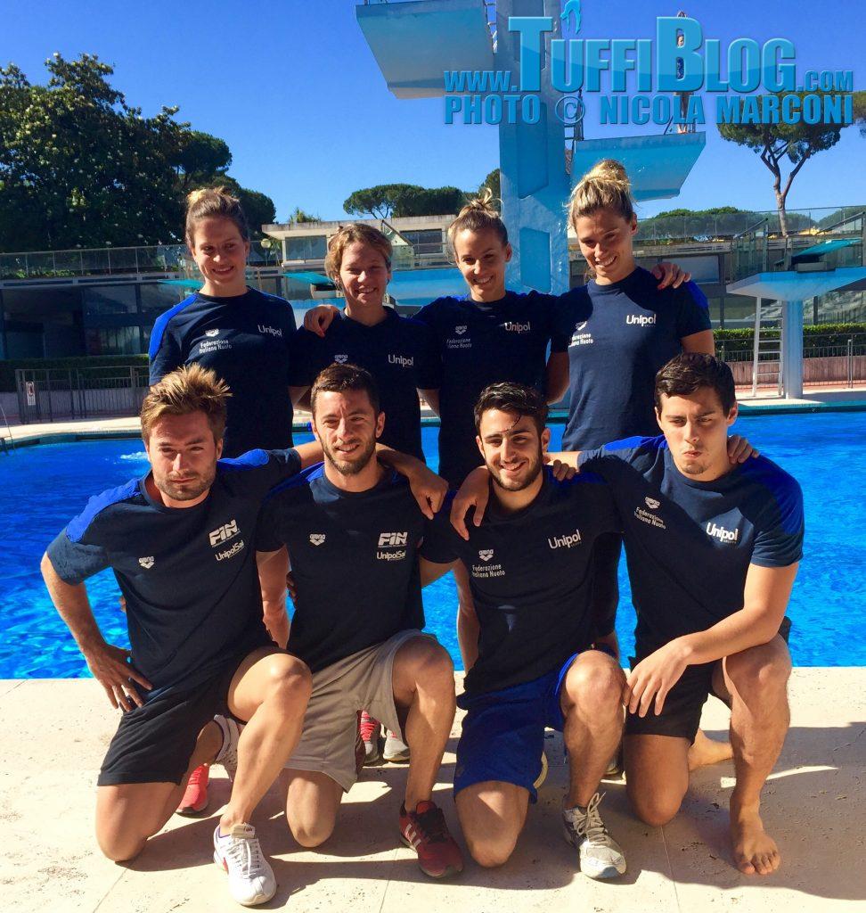 Olimpiadi 2016: Rio - la partenza degli azzurri!