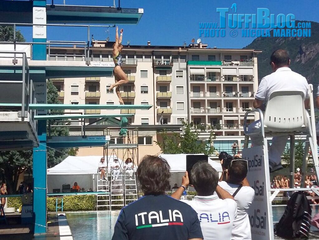 Fina GP: Bolzano - Tania in finale in scioltezza, out Dallapè e Placidi